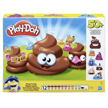 Play-Doh, Poop Troop Set