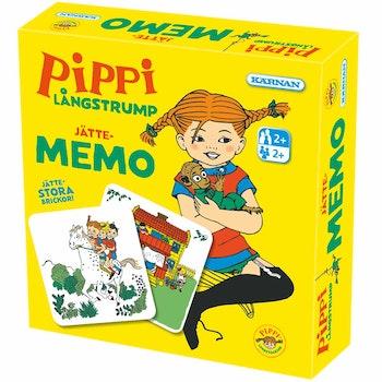 Jättememo Pippi