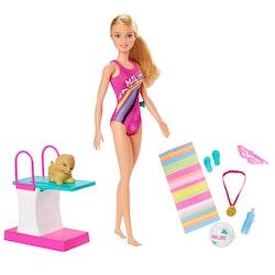 Barbie, Swimmer Doll