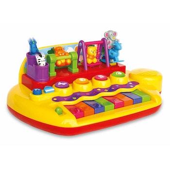 KID, Piano med dansande figurer