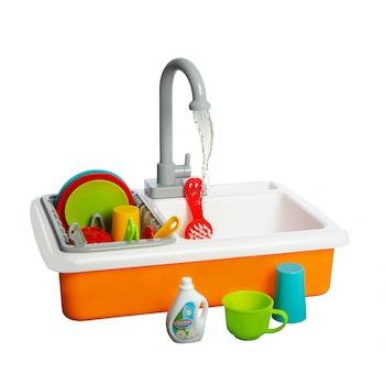 PAP, Köksvask med rinnande vatten
