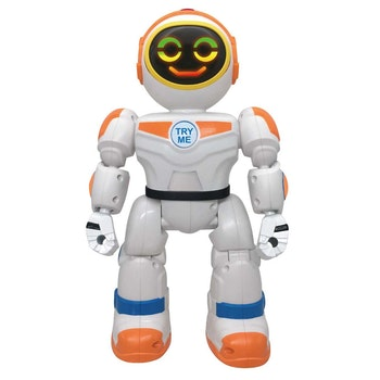 KID, My First Robot Ljus & Ljud