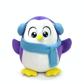 Snuggle and Hug, Pratande pingvin