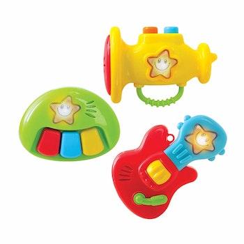 KID, Baby Rockstar 3 st Instrument