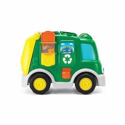 KID, Sopbil med plocklåda