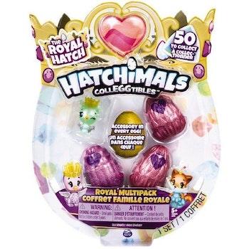 Hatchimals - Colleggtibles S6 4-pk + bonus