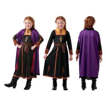 Disney Frozen 2, Annas Travel Dress Stl S