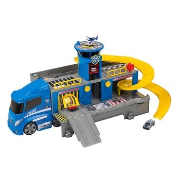 Polisvan med garage 60 cm
