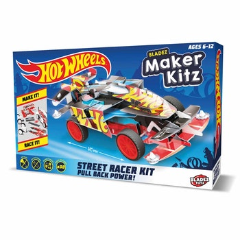 Hot Wheels Maker kitz Pullback Buggy