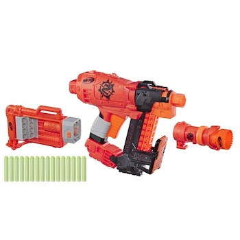 Nerf Zombie Nailbiter Zoom And Doom