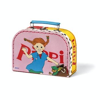 Pippi Långstrump Rosa förvaringsväska 20 cm