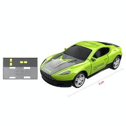Fusion Pocket Racer full funktion med ljus
