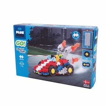 Plus-Plus Go! Go Cart