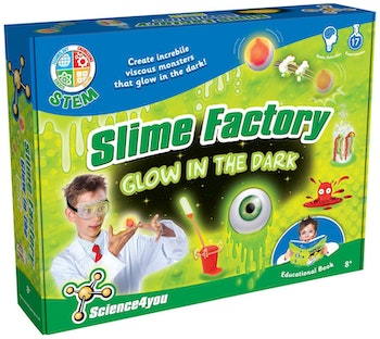 Science4you Slime Glow in Dark