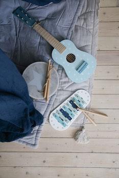 Jabadabado Xylofon blå