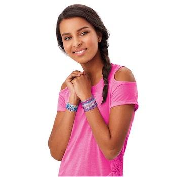 Shimmer & Sparkle - Armbandset