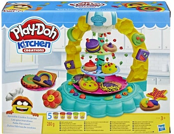 Play-Doh Kitchen Creations - Sprinkle Cookie Surprise