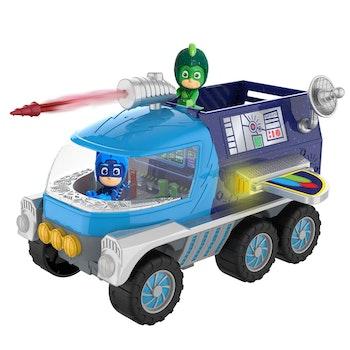 Pyjamashjältarna Super Moon Mega Rover