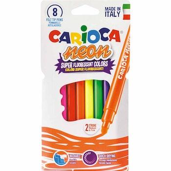 Carioca Neonfiberpennor