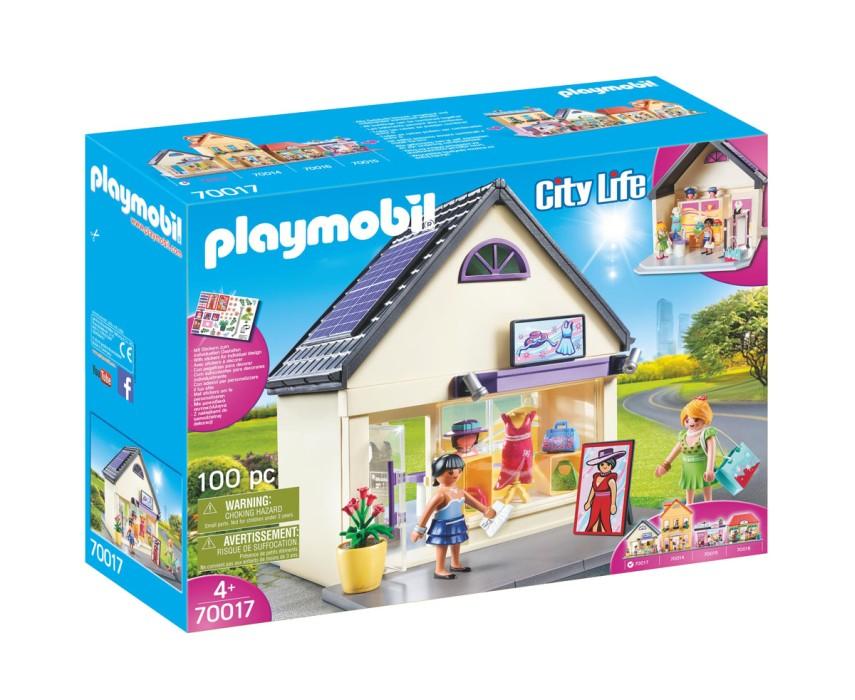 Playmobil City Life - Min trendiga butik