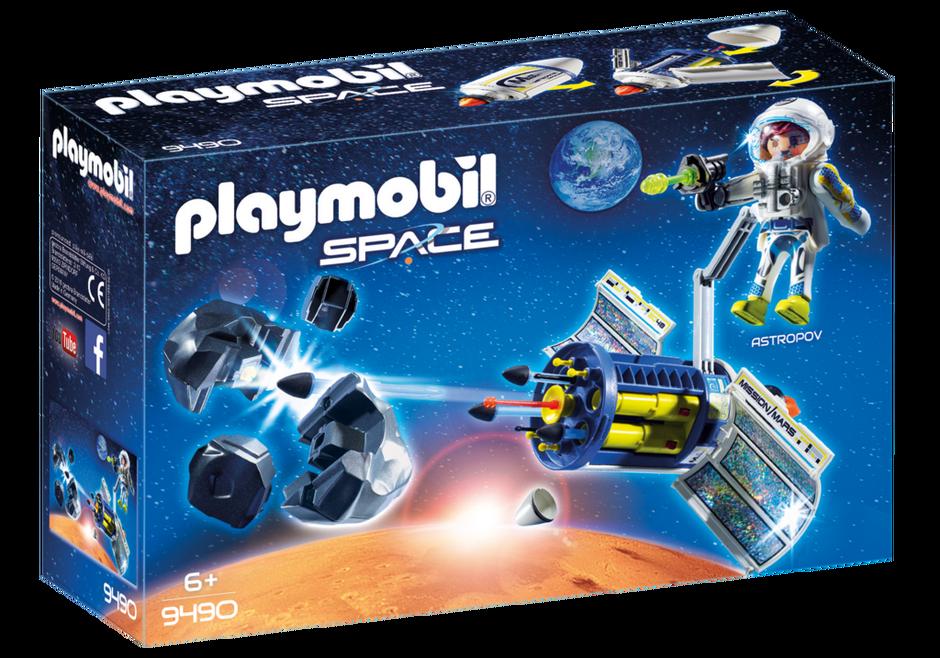 Playmobil Space - Satellitmeteoroidlaser