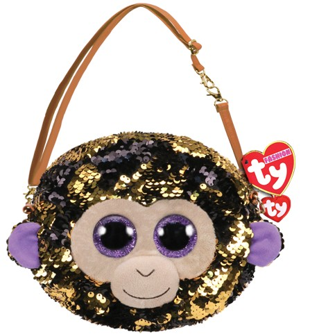 TY - Flippables - Fashion Väska Coconut
