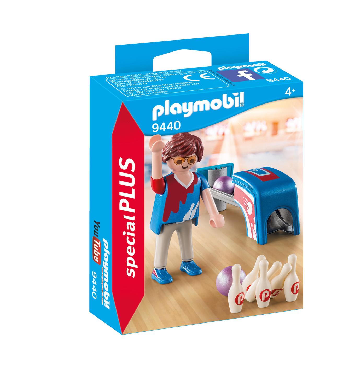 Playmobil Family Fun - Bowlingspelare