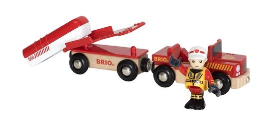 BRIO Räddningsbåt