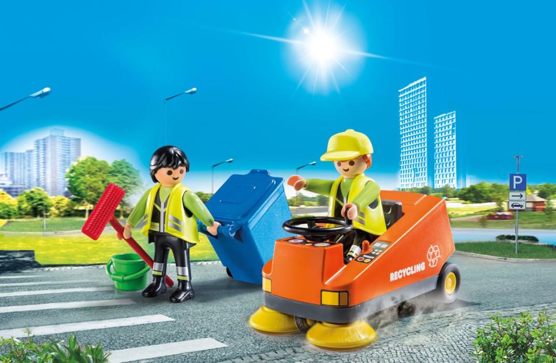 Playmobil City Life - Gatusopare