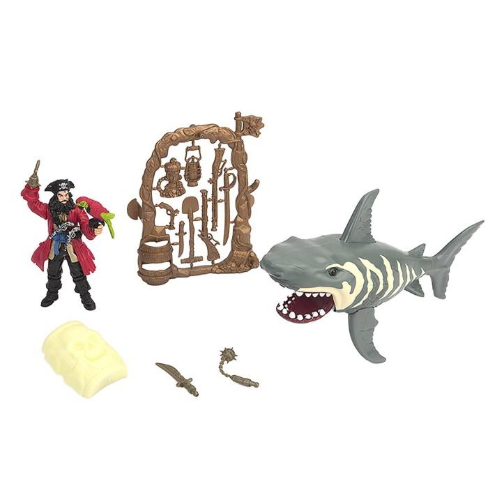 Pirates Figurer med tillbehör