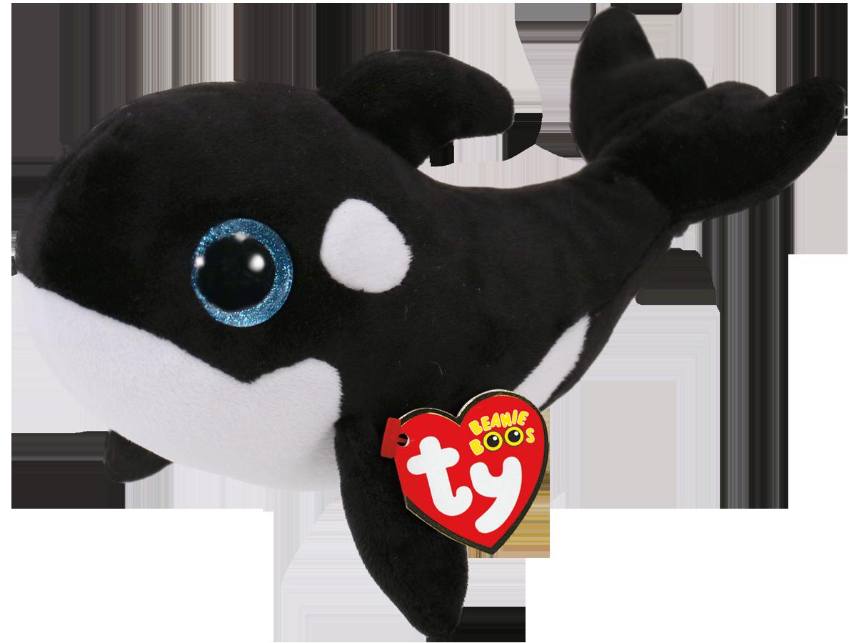 TY Beanie Boos - Nona whale 15 cm