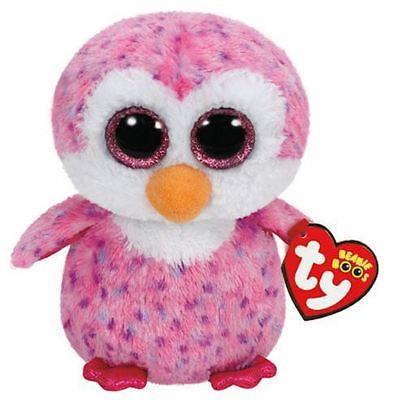 TY Beanie Boos - Pinky Uggla 15 cm