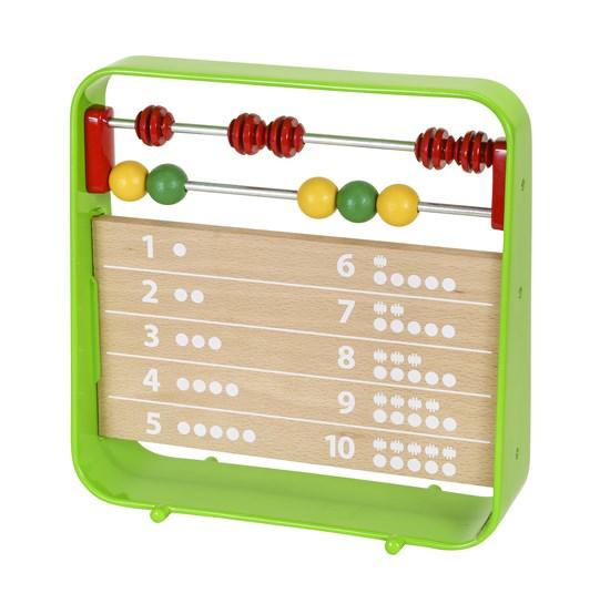BRIO Abacus med klocka