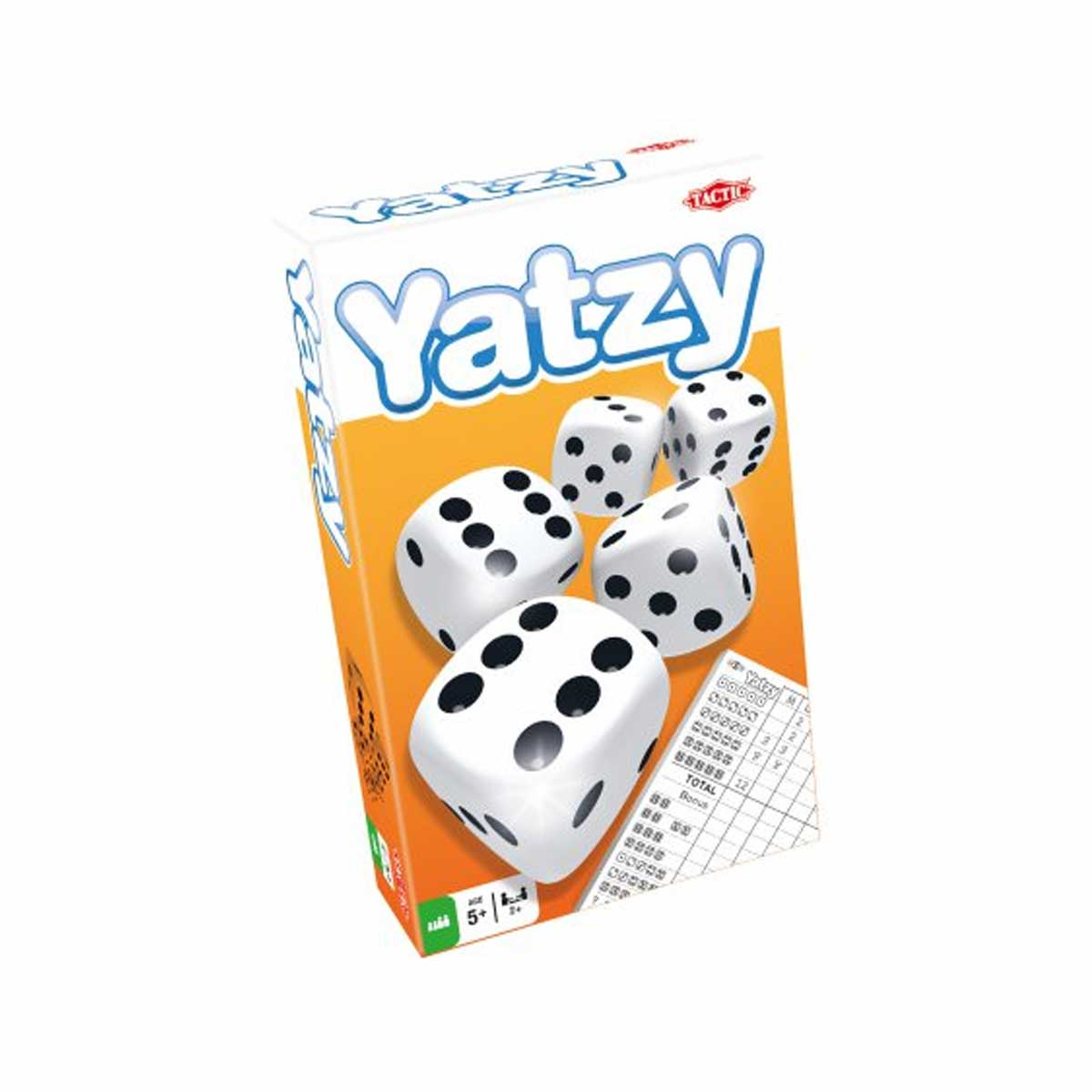 Tactic Yatzy