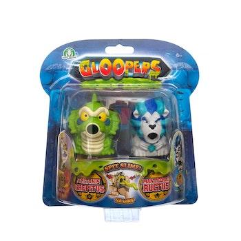 Gloopers Slimefigur 2-pack