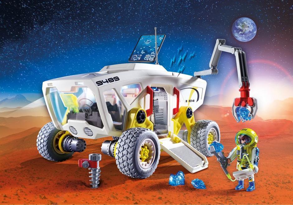 Playmobil Space - Marsrobot