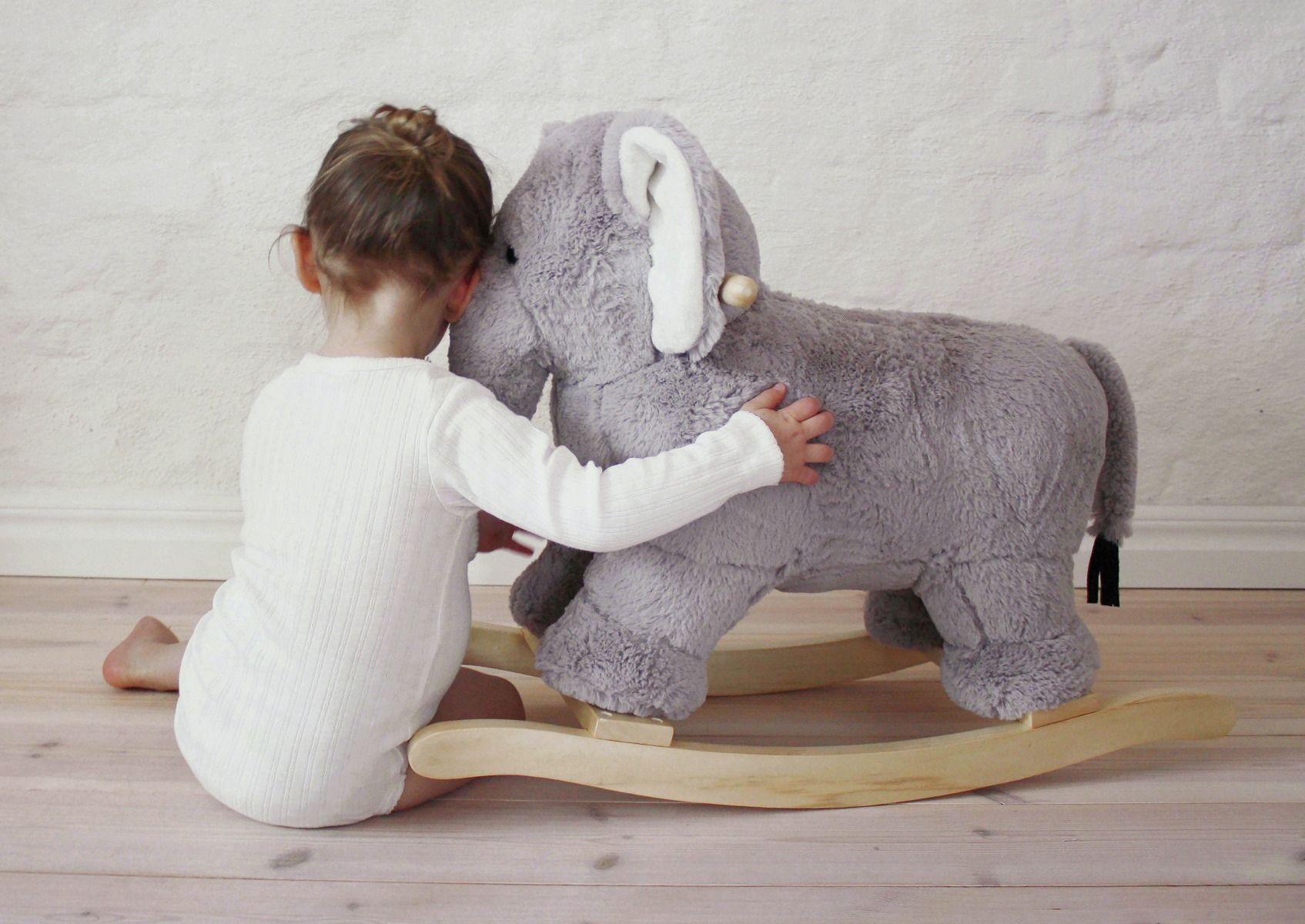 Jabadabado Gungdjur Elefant 69 cm