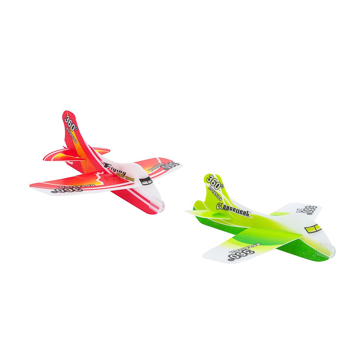 Glidflygplan 2-pack