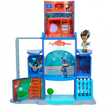 Pyjamashjältarna Transformation Playset