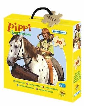 Askpussel Pippi Långstrump 30 Bitar