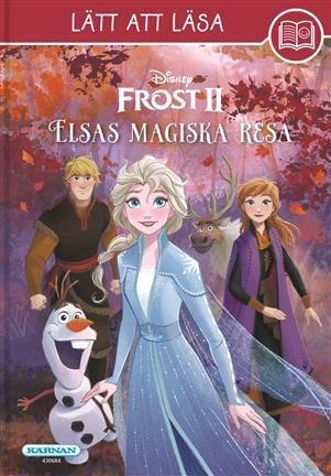 Frost 2 Elsas Magiska Resa