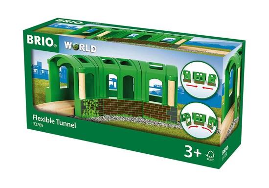 BRIO Flexibel tunnel
