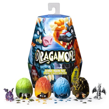 Dragamonz Ultimate Dragon pack
