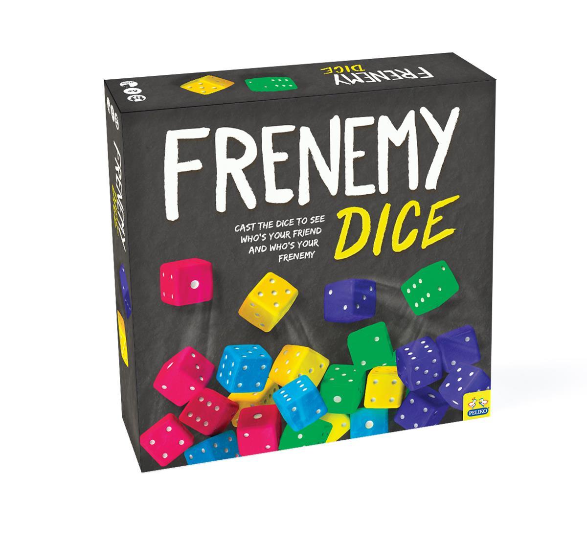 Peliko - Frenemy dice