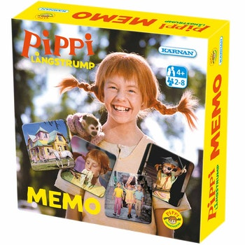 Memo Pippi Långstrump