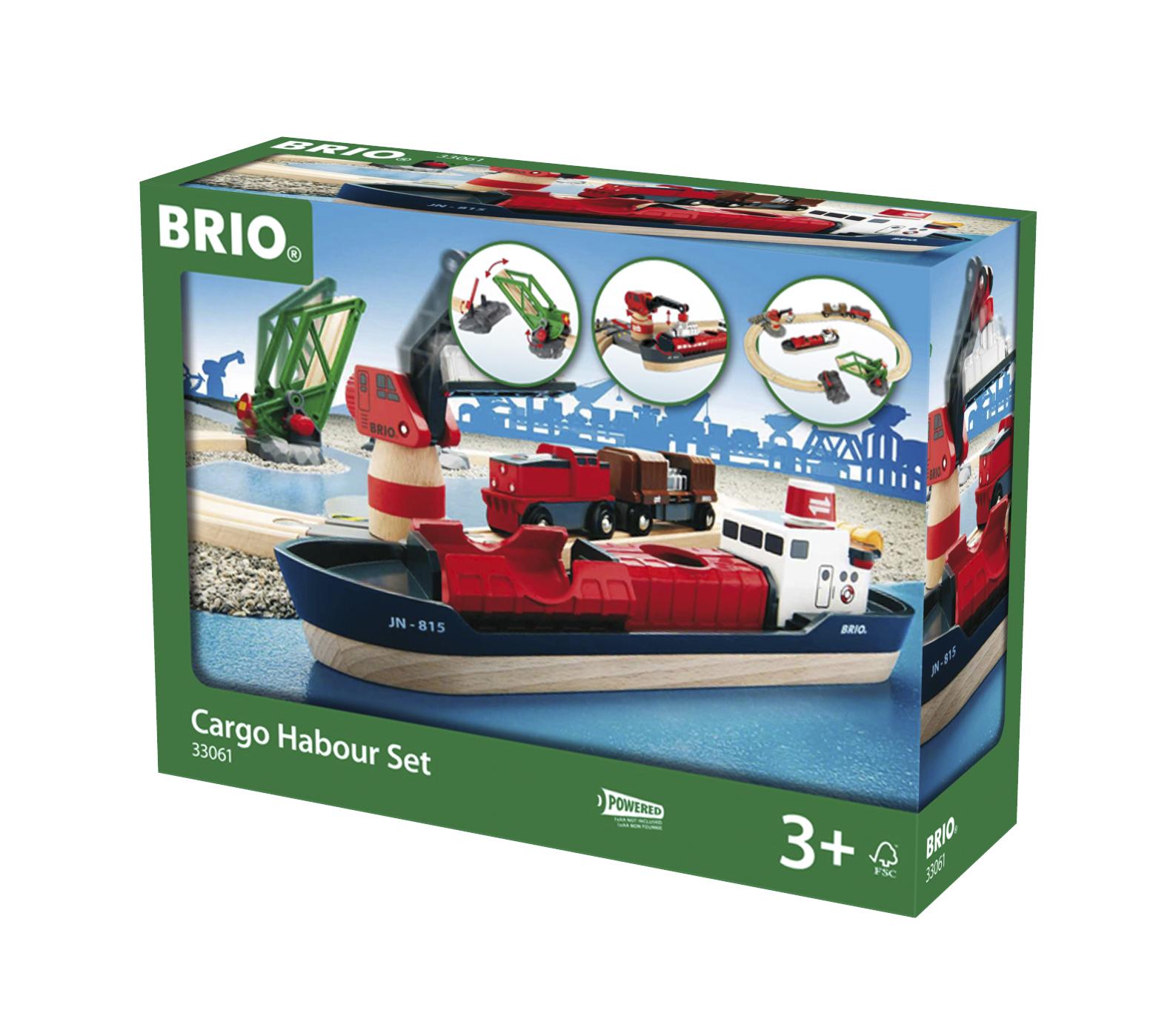 BRIO Hamn & fraktset