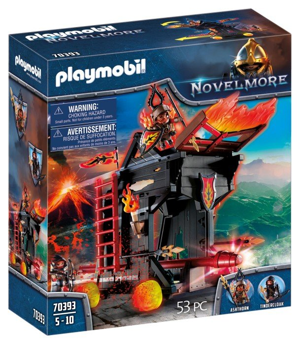 Playmobil 70393 Fire Attack Tower