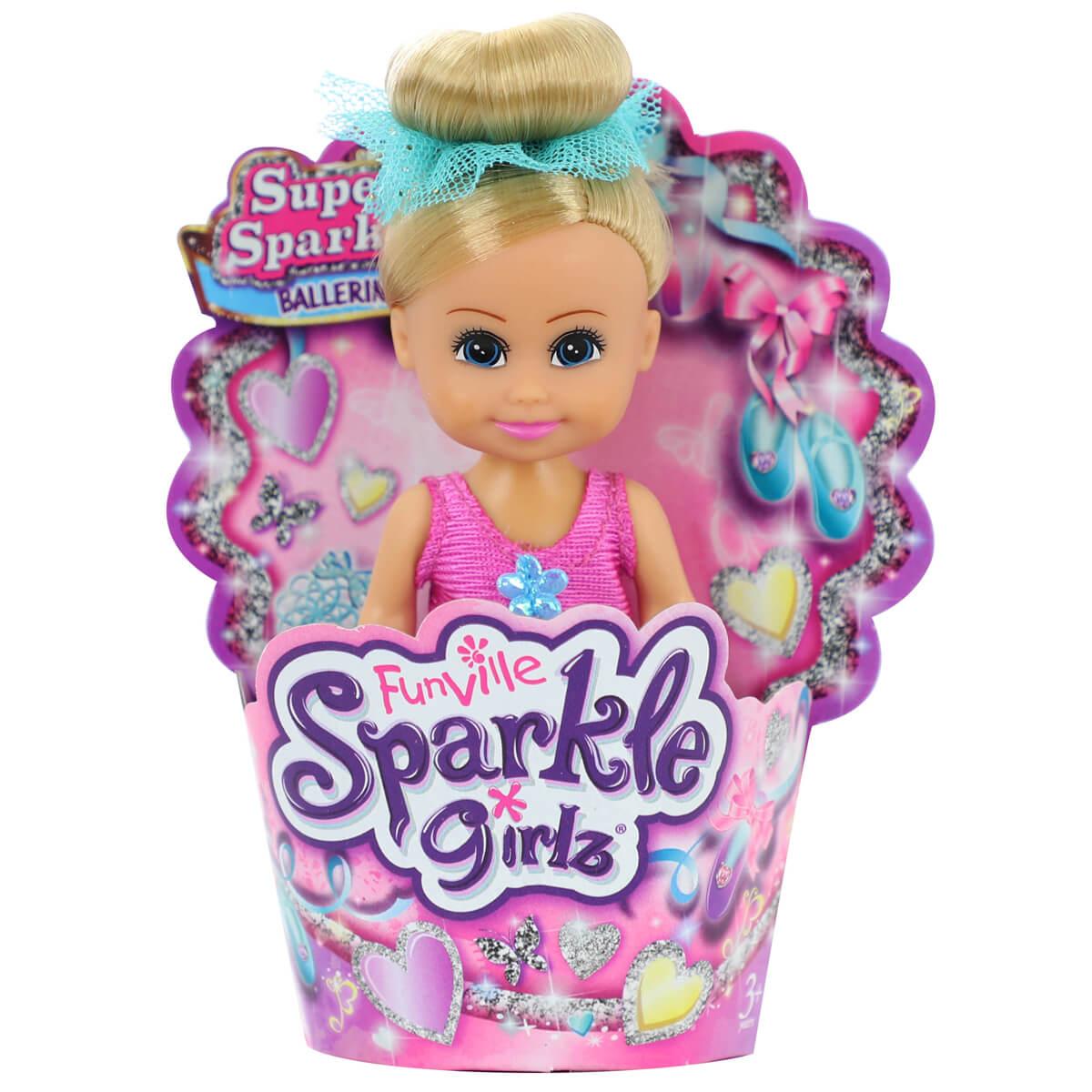 Sparkle Girlz Cupcake Ballerina