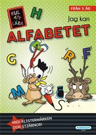 Kärnan Kul att lära: Jag lär mig alfabetet