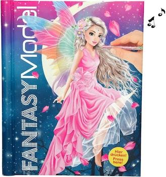 TOPModel Fantasy Designbok med ljud & ljus
